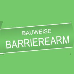 Barrierearme Bauweise